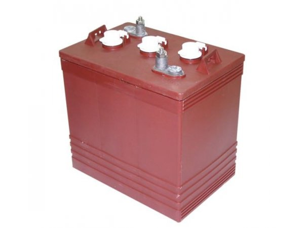 0400215 JLG 6 volt 235 AH Deep Cycle Battery