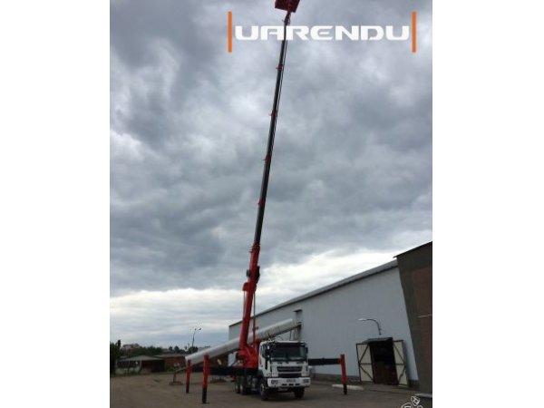 Автовышка 50 - 60 метров HORYONG SKY 600SF