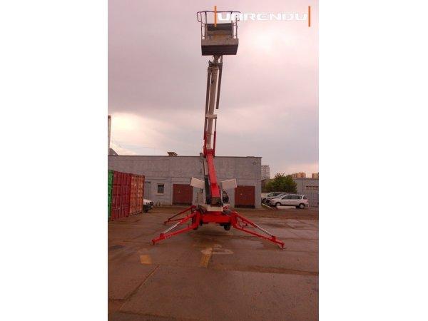 Прицепной коленчатый подъемник Jumbo Lift TK30 - 30м