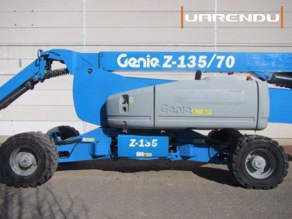 Телескопический подъемник Genie Z 135/70 - 43,15м