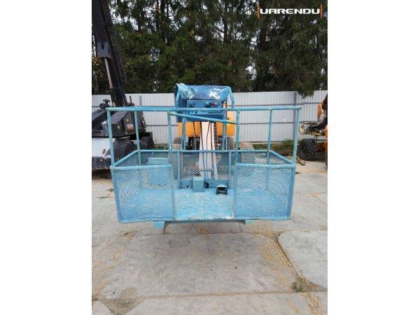 Телескопический подъемник JLG 60H - 20,3м