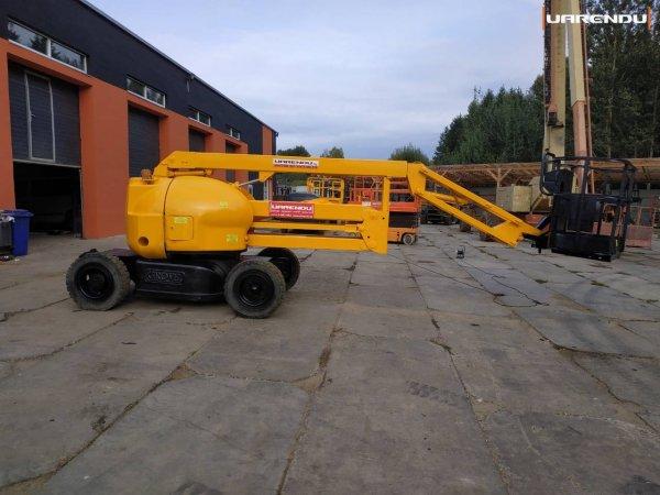 Коленчатый подъемник Grove AMZ51E - 15,5м