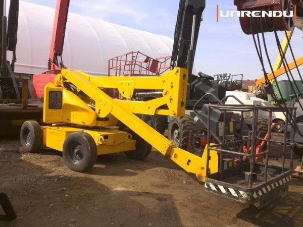 Коленчатый подъемник JLG 45E - 15,7м