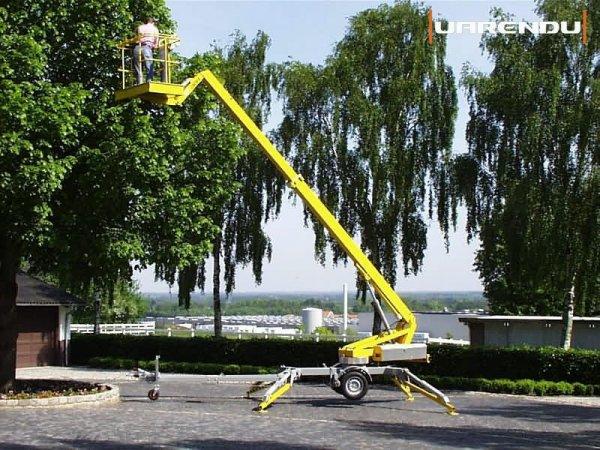 Прицепной телескопический подъемник ОММЕ 13 - 15,5м