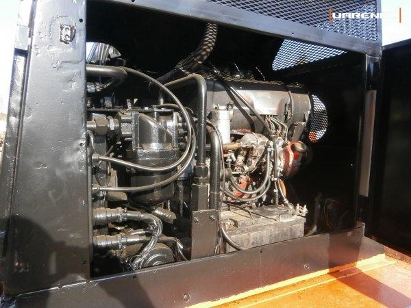 Телескопический подъемник Grove MZ76R - 25м