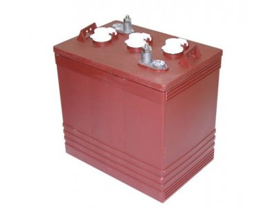 0400069 JLG 6 volt 235 AH Deep Cycle Battery