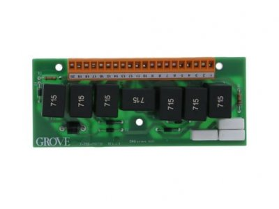 7750000730 Grove Relay Board Assembly