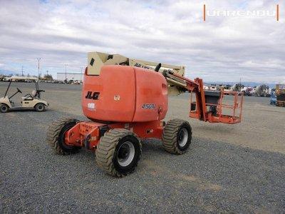 Коленчатый подъемник JLG 450AJ - 15,72м, 2008