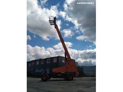Телескопический подъемник AICHI SP-300 - 31,7м