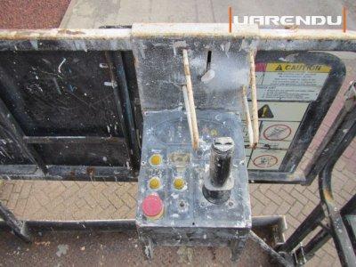 Ножничный подъемник JLG 4069 LE - 14м, 2001