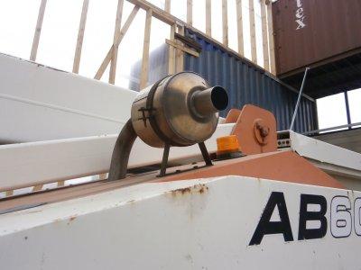 Коленчатый подъемник Snorkel AB60JCU - 20,3м